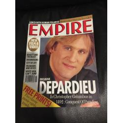 Empire Magazine 041 - 1992 (Gerard Depardieu Cover)