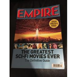 Empire Magazine Science Fiction Special Collectors Edition