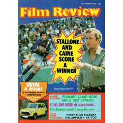 Film Review Magazine - 1981 11/81