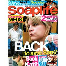 Soaplife Magazine - 2005 26/08/05