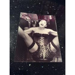 Madonna Smash Hits Postcard