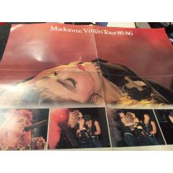 Madonna Virgin Tour 1985/1986