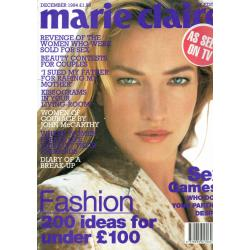 Marie Claire - December 1994