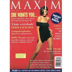 Maxim Magazine - 1995 05/95 (First Issue)