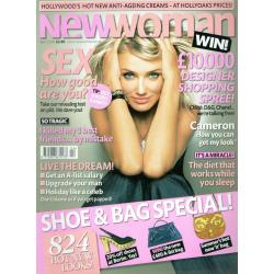 New Woman Magazine - April 2006