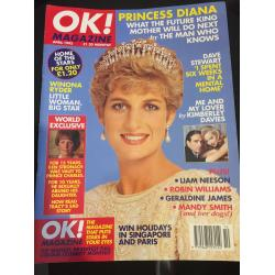 OK Magazine - 1995 04/95 Princess Diana