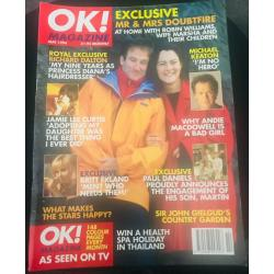 OK Magazine - 1994 05/94 Robin Williams