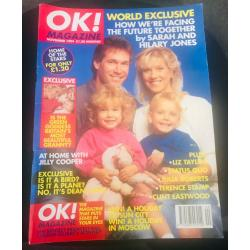 OK Magazine - 1994 11/94 Hilary Jones