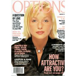 Options Magazine - March 1995