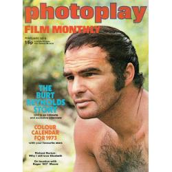 Photoplay Magazine - 1973 02/73