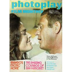 Photoplay Magazine - 1973 03/73