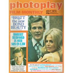 Photoplay Magazine - 1974 07/74