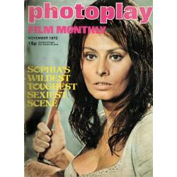 Photoplay Magazine - 1972 11/72