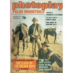 Photoplay Magazine - 1971 12/71