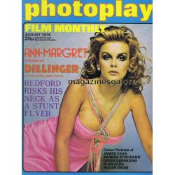 Photoplay Magazine - 1974 08/74