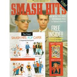 Smash Hits Magazine - 1988 07/09/88 (Pet Shop Boys Cover)
