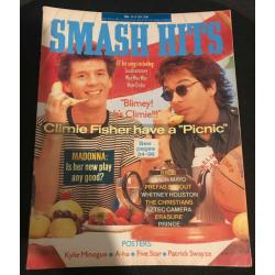 Smash Hits Magazine - 1988 18/05/88 (Climie Fisher cover)