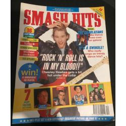 Smash Hits Magazine - 1991 20/03/91 (Chesney Hawkes Cover)