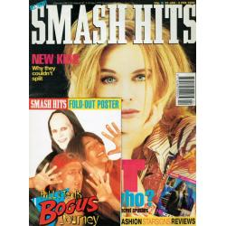 Smash Hits Magazine - 1992 22/01/92 (Kylie Minogue Cover)