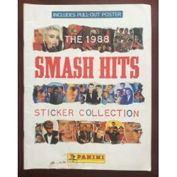 Smash Hits Sticker Collection - 1988