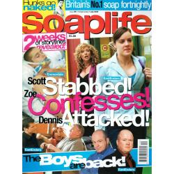 Soaplife Magazine - 2005 01/07/05