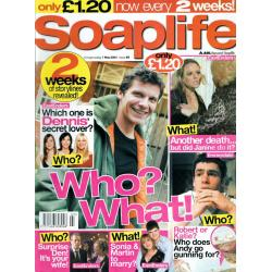 Soaplife Magazine - 2004 07/05/04