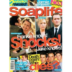 Soaplife Magazine - 2005 07/10/05