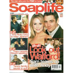 Soaplife Magazine - 2004 09/02/04