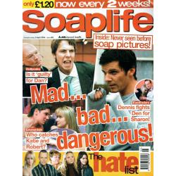Soaplife Magazine - 2004 09/04/04