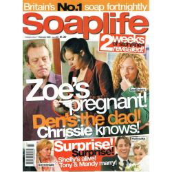 Soaplife Magazine - 2005 11/02/05