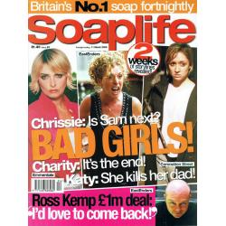 Soaplife Magazine - 2005 11/03/05