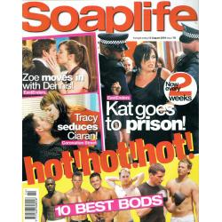 Soaplife Magazine - 2004 13/08/04