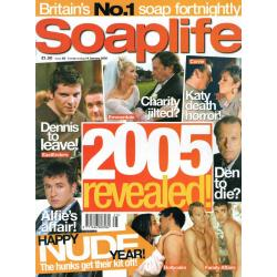 Soaplife Magazine - 2005 14/01/05