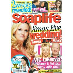 Soaplife Magazine - 2012 15/09/12