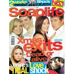 Soaplife Magazine - 2005 16/12/05