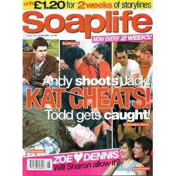 Soaplife Magazine - 2004 21/05/04