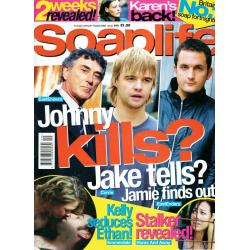 Soaplife Magazine - 2005 21/10/05