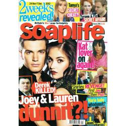 Soaplife Magazine - 2012 24/11/12