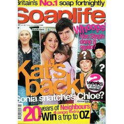 Soaplife Magazine - 2005 25/03/05