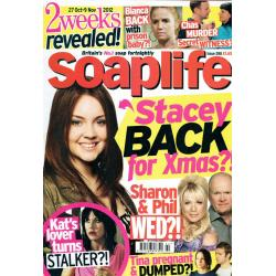 Soaplife Magazine - 2012 27/10/12