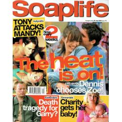 Soaplife Magazine - 2004 30/07/04