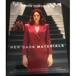 Sunday Times Magazine - 06/10/19 (Ruth Wilson)