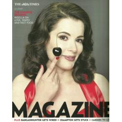 The Times Magazine 2007 01/09/07 Nigella Lawson