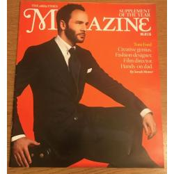The Times Magazine 2013 05/01/13 Tom Ford