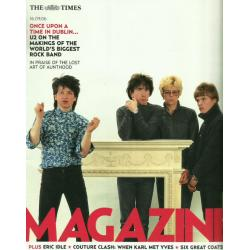 The Times magazine 2006 16/09/06