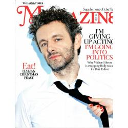 The Times Magazine 2017 17/12/16