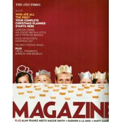 The Times Magazine 2005 26/11/05 Gordon Ramsay