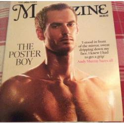 The Times Magazine 2013 30/03/13 Andy Murray
