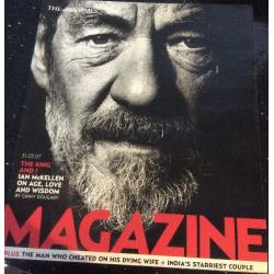 The Times Magazine 2007 31/03/07 Ian McKellen