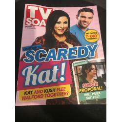 TV Soap Magazine - 22/11/2020